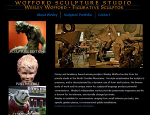 Wofford Sculpture Studio